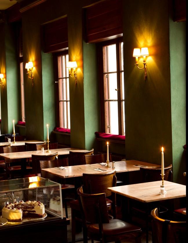 Jolesh A Bit Of Austria In Kreuzberg Around Berlin In 80 Restaurants